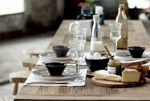 Decorative Tableware / Impress your guests with a collection of quirky and traditional tableware