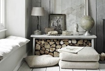 Natural home / Bring the nature indoors for a sustainable and distinct home