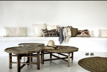 Living Space / Be inspired to create your very own relaxing living space
