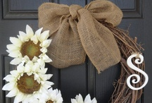 Wreaths / by Andrea Robinson