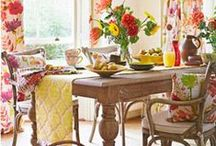 Lombok Spring Time Interiors / Refresh your home for spring with fresh colours
