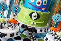 Birthday Party Ideas / by Andrea Robinson