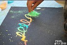 Special Education - Fine Arts / Art / Music / Dance / Sensory activities and ideas for special education