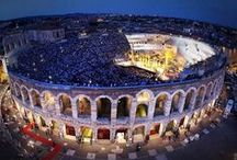 Amazing Verona! / Awarded World Heritage Site status by UNESCO because of its urban structure and architecture, Verona is the home town of many important monuments, including the famous Arena located in the middle of Piazza Bra where still many shows and operas take palce every year. Verona is located few kilometers away from Valpolicella, world renown for very good wine producers.