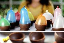 In the Kitchen - Desserts & Treats / by Erin Parkinson