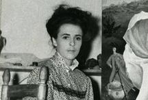 The Legacy of Leonora Carrington / The great Mexican writer, and old friend of Leonora Carrington, Elena Poniatowska has written an award-winning novel based on the life of the Surrealist artist. Here we celebrate her life & work. http://bit.ly/1AkWyU1