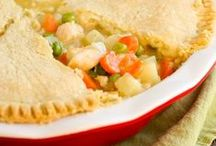 Gluten-Free Recipes / Some of our favorite gluten-free recipes for a happy and healthy foodie.