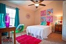 Inspiration for Kids' Rooms / Get lost in ideas for creating the perfect kid's room they can get lost in.
