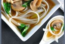 Soup Recipes / A collection of our favorite soups!