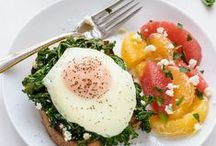Morning Must-Haves / Start your day off right with healthy food to fuel your body.
