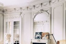 A Toast to the Crown - Molding / Crown molding represent the simplest way to add style and definition to any room - find inspiration and unique techniques to enhance features in your new custom home.