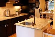 Kitchen Remodel / by Kellie Singh