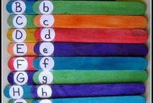 Daycare / Preschool ideas / by Ashley Kuonen