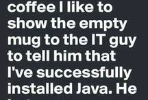Coffee, Plain and Simple☼ / Coffee keeps me fueled. I am in love with java.