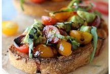Food for foodies / by Elizabeth Sepke