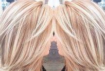 Hair :) / by Shannon Hemphill