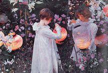 18th & 19th Century Art / by Vic (Jane Austen's World)