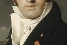 Regency Dandy / Well dressed gentlemen in the style of Beau Brummel / by Vic (Jane Austen's World)