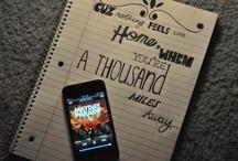 My Music! / by Amanda Rousseau