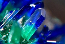 Gemstones - Uncut / by Rebecca Shook