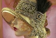 Vintage Hats / by Rebecca Shook