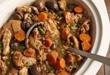 Crock Pot Recipes / by Jenny Combs