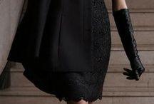 Little Black Dress / by Cecelia Colon
