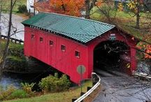 Barns & Covered Bridges