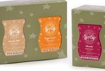 Scentsy Waxes / Scentsy warmers use a low wattage bulb to melt aromatic waxes eliminating the hazards involved with candles and flame.  https://becashook.scentsy.us  / by Rebecca Shook