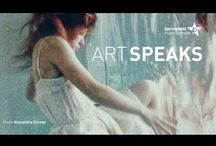 art lesson videos/ppts / by Katie Hawkins