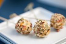 Appy Time / Keep the party lively! Small bites encourage mixing and mingling, plus these tasty treats are easy to prepare.  / by Epicure