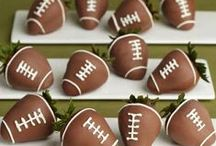 Tailgating / Appetizers, snacks and other football game worthy food!