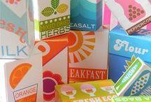 Sweet Branding & Package Design / Inspirational branding, logos, identity, and package design