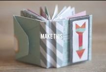 Mini Albums & Journals / by Shelly B