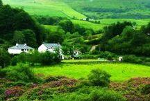 Ireland / by Vic (Jane Austen's World)