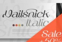 Vailsnick Italic / Vailsnick Italic  has been designed by M Fairuzulhaq aka Ve aka Rapsick aka Vast as Independent typefoundry from Kendal - Indonesia. Buy Here https://creativemarket.com/vast/25409-Vailsnick-Italic-Font