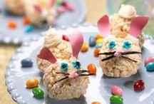 Hippity Hoppity Fever / Peep, peep! Easter goodies, recipes, crafts and fun, fun, fun! #Easter #Treats #Bunny #Jellybeans #Candy