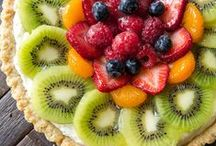 Recipes: Desserts☼ / A collection of delicious dessert pie recipes, chocolate goodness, and more