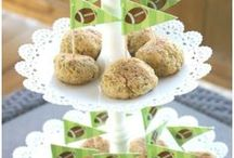 Recipes: Party Food☼ / Appetizers, dips and finger food for parties, reunions and weddings
