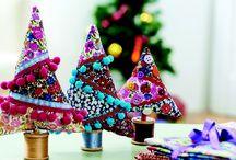 A Handmade Christmas / Handmade gifts and decorations