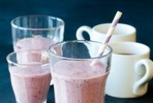 Smoothies / Vibrant smoothies are the perfect way to start your day. Blend brewed tea with fruit and  Greek yogurt for a one-two punch of antioxidants and protein. Chill out with tea-infused fruit juice. Be cool and make tea ice cubes.  / by Epicure