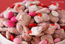 Making Our Hearts Skip a Beat / All the sweets and sweet Valentine ideas you'll need!