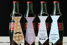 Father's Day / Great ways to make Dear Old Dad feel like he's #1!