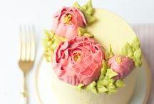 Let Them Eat Cake☼ / Cake, cupcakes, decorating cakes