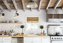Interior   Kitchen / Kitchens are one of the main selling points in any house. Here are some beautiful ones to provide you with inspiration for your next rehab.