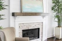 Details   Fireplace / A beautiful fireplace promotes a cozy and comfortable living space and can be a great focal point in your home. These fireplaces are right on point!