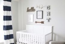 Interior   Nursery / Of course you can't forget about the little ones! These swoon worthy nurseries are sure to inspire you to create a cute room for your baby.
