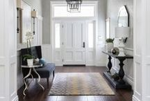 Interior   Entryway / Your entryway is one of the first impressions guests will have of your house. Make sure it is warm and inviting by using these ones for ideas!