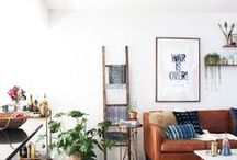 Interior   Living Space / Living spaces are where people, well...live! These gorgeous rooms are sure to give you some ideas for transforming this area into an enjoyable space.