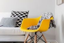 Color   Yellow / Yellow adds optimism to your home, prompting feelings of happiness in all who enter. Yellow activates memory, stimulates the nervous system, promotes communication and sparks creativity.